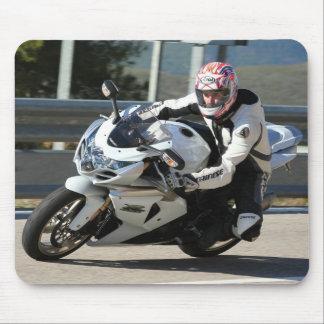 MOTORCYCLE MOTO RACING XTREME MOTORBIKE TAPETE DE RATÓN