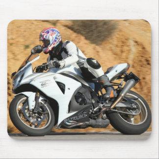 MOTORCYCLE MOTO RACING XTREME MOTORBIKE TAPETE DE RATONES