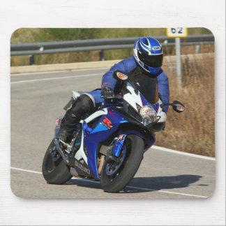 MOTORCYCLE MOTO RACING XTREME MOTORBIKE TAPETE DE RATON
