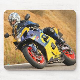 MOTORCYCLE MOTO RACING XTREME MOTORBIKE ALFOMBRILLA DE RATÓN
