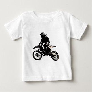 Motorcycle Motocross Baby T-Shirt