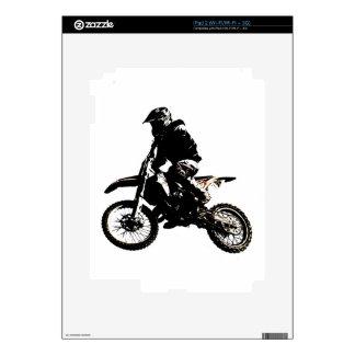 Motorcycle Motocross iPad 2 Skin