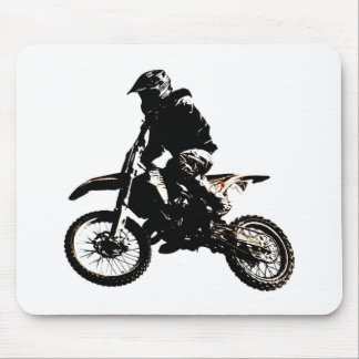 Motorcycle Motocross Mouse Pad