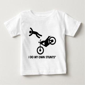 Motorcycle My Own Stunts Tee Shirts