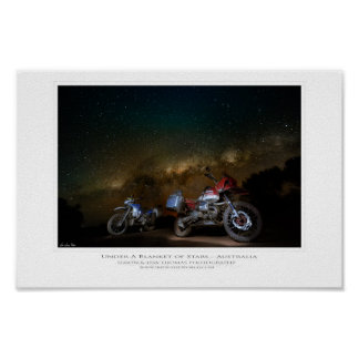 Motorcycle Nirvana Poster