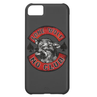 Motorcycle no club case for iPhone 5C