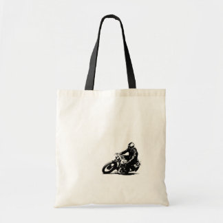 Motorcycle old timer tote bag