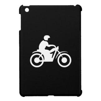 Motorcycle Pictogram iPad Mini Case