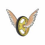 Motorcycle Police Logo Polos