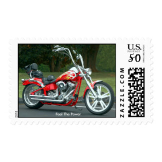 Motorcycle Postage