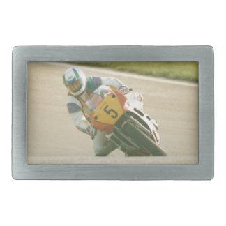 Motorcycle Racing Belt Buckle