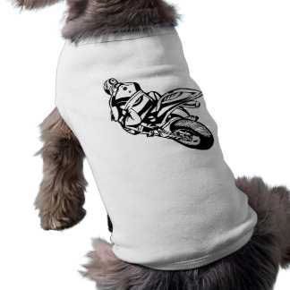 Motorcycle Racing Pet Clothes