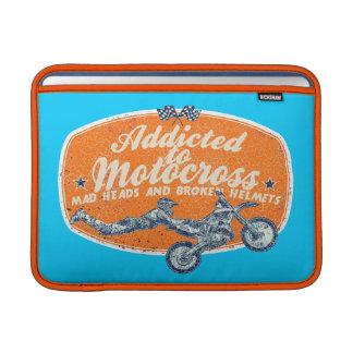 Motorcycle ride MacBook air sleeves