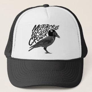 Motorcycle ride trucker hat