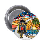 Motorcycle - Skyway Pin