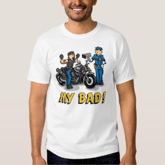 Motorcycle Speedster Tee Shirt