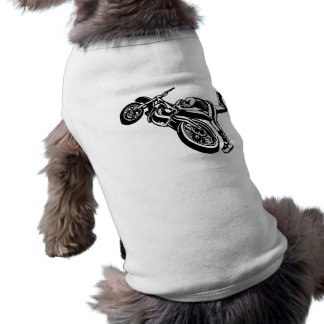 Motorcycle Stunt Pet Tee