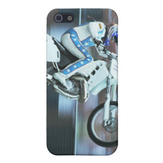 Motorcycle Stunts Cover For iPhone SE/5/5s