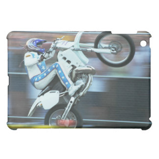 Motorcycle Stunts Cover For The iPad Mini
