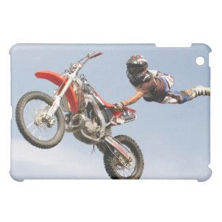 Motorcycle Stunts iPad Mini Covers