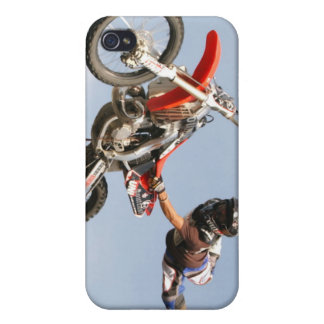 Motorcycle Stunts iPhone 4 Covers
