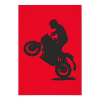 MOTORCYCLE STUNTS SPORTS  GROUND TRANSPORTATION SP CARD