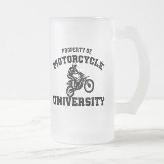 Motorcycle University Coffee Mugs