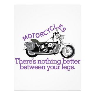 Motorcycles Letterhead
