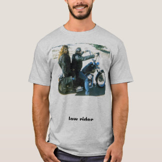 motorcycles, low rider T-Shirt