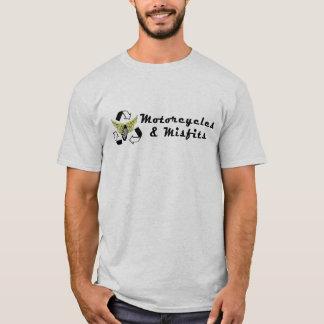 Motorcycles & Misfits 1 T-Shirt