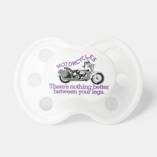 Motorcycles Pacifier