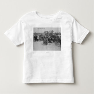 Motorcycles Requisitioned, Paris Photograph T Shirt