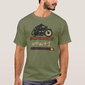 motorcycles: x=n+1 T-Shirt