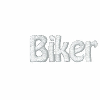 Motorcyclist Embroidered Jackets