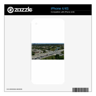 Motorcyle Ride Skins For The iPhone 4