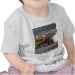 Motores de los camiones camiseta