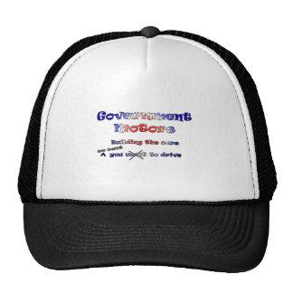 Motores del gobierno gorra