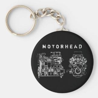 Motorhead Keychain