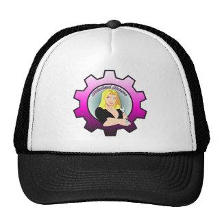 Motorhead Momma - Blonde Trucker Hat