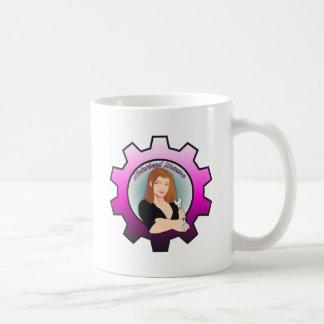 Motorhead Momma - Brunette Coffee Mug