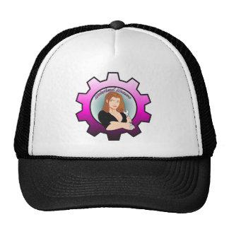 Motorhead Momma - Brunette Trucker Hat