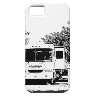 Motorhome in RV Park iPhone 5 Covers