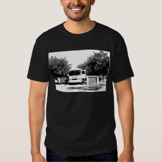 Motorhome in RV Park T Shirt