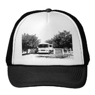 Motorhome in RV Park Trucker Hat