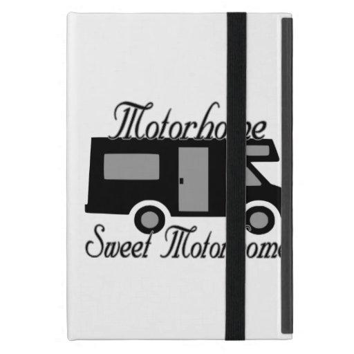 Motorhome Motorhome dulce rv iPad Mini Fundas