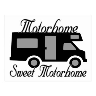 Motorhome Motorhome dulce rv Postal