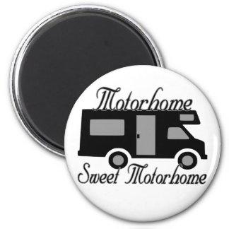 Motorhome Sweet Motorhome Magnet