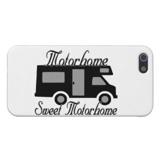 Motorhome Sweet Motorhome RV Case For iPhone SE/5/5s