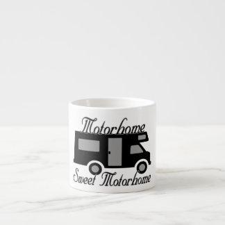 Motorhome Sweet Motorhome RV Espresso Cup