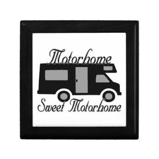 Motorhome Sweet Motorhome RV Jewelry Box